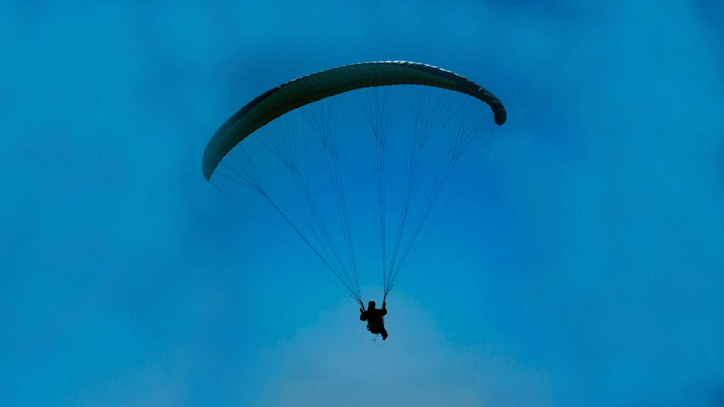 voile dans le ciel